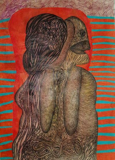 Geneviève Seillé, 'Head #1627', 2019
