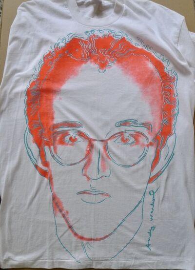 Andy Warhol, 'Keith Haring', ca. 1986