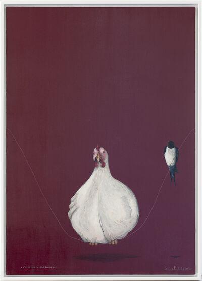 Simone Prudente, 'L'ucello migratore', 2016