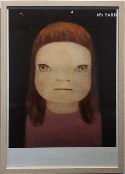 Yoshitomo Nara, 'Framed N's yard Nara Poster', ca. 2018