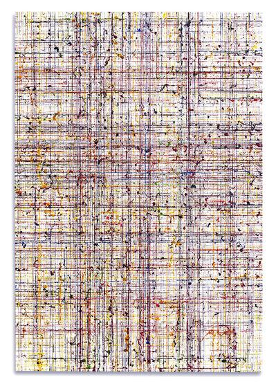 miyuki yokomizo, 'blank map M020.013.2016', 2016