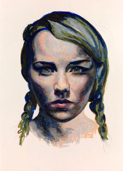 Mercedes Helnwein, 'Phiala', 2012