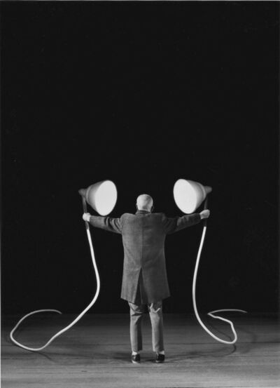 Gilbert Garcin, 'Le regard des autres - The scrutiny of others', 2001