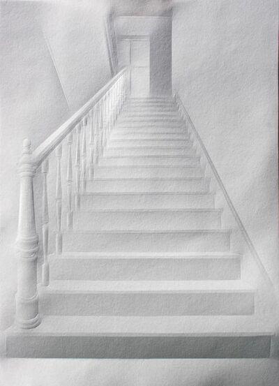 Simon Schubert, ''Untitled' (Treppe)', 2019