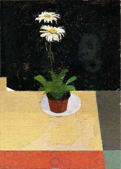 Euan Uglow, 'An Arc from the Eye', 1998