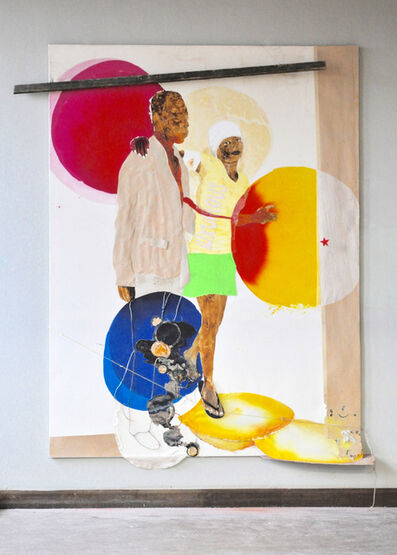 Maurice Thomassen, 'Feuilleton : Exit', 2014