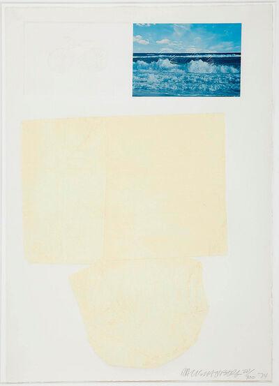 Robert Rauschenberg, 'The Tramp', 1974