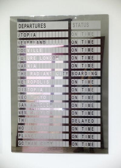 Alicia Framis, 'Departures', 2016