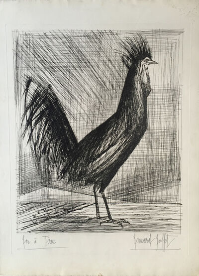 Bernard Buffet, 'Le Coq (The Rooster)', 1959