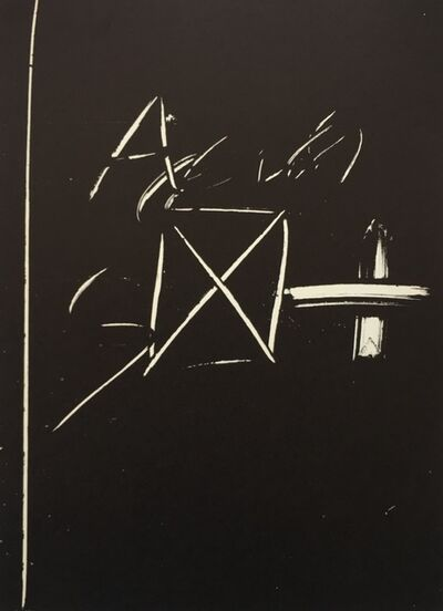 Antoni Tàpies, 'From 'Derrière le Miroir - Tàpies: Monotypes'', 1974