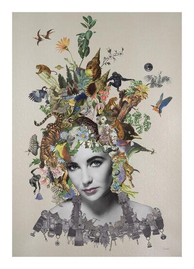 Maria Rivans, 'Violet', 2016