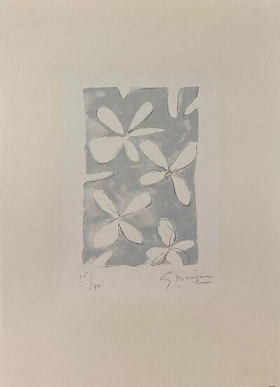 Georges Braque, 'Fleurs ', 1960