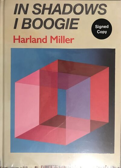 "Harland Miller, 'Harland Miller ""In The Shadow's I Boogie"" Signed and Sealed Book ', 2019"