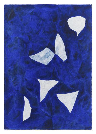 Adriana Carambia, 'Blue 9', 2015