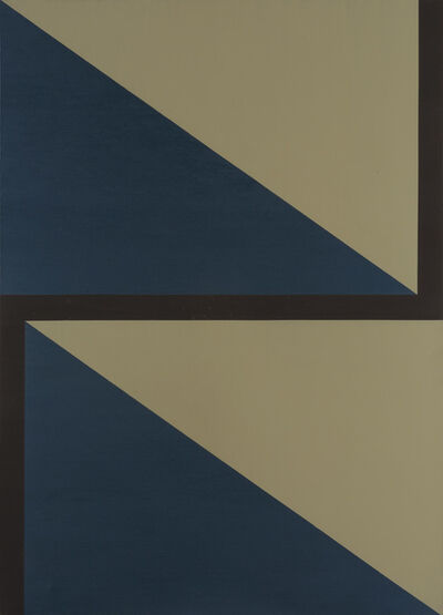Carlo Battaglia, 'In forse', 1968