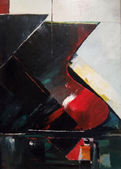 Dabot, 'Les étraves', 2010