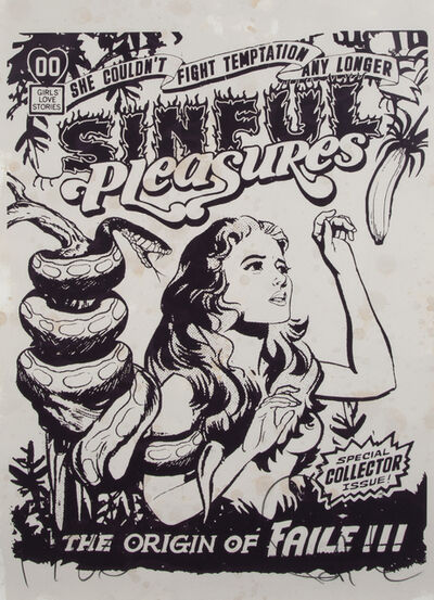 FAILE, 'Sinful Pleasure', 2006