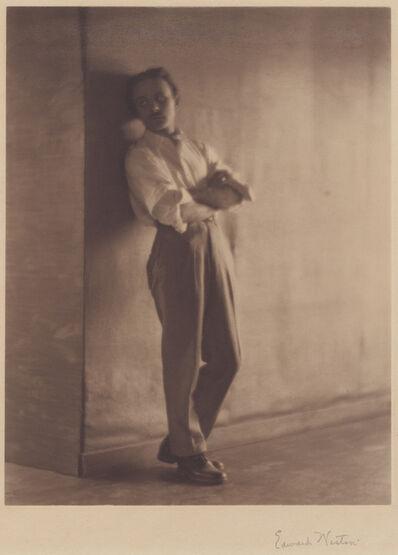 Edward Weston, 'Frank Albert Gregory', ca. 1922