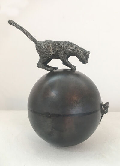 Leon Smith, 'Cat & Mouse II ', ca. 2015