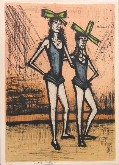 Bernard Buffet, 'Two Sisters', 1968