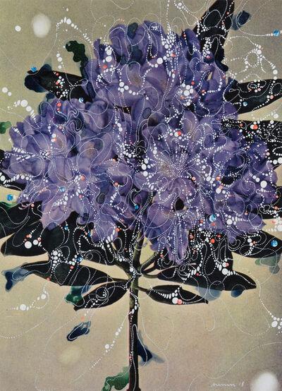 Sebastiaan Bremer, 'Rhododendron Catawbiense Boursault Sophie', 2018