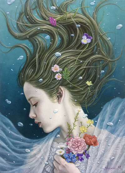Shiori Matsumoto, 'Ophelia', 2020