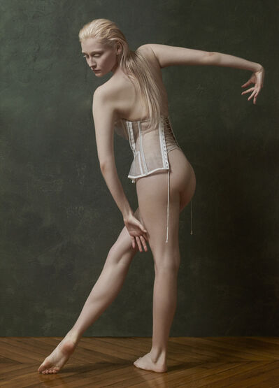 Lucian Bor, 'DANCER 3', 2014