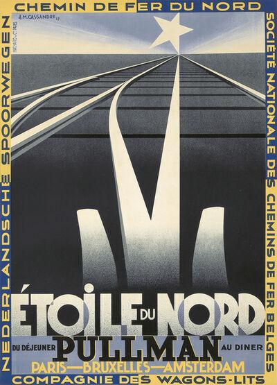 A.M. Cassandre, 'Etoile du Nord', 1927