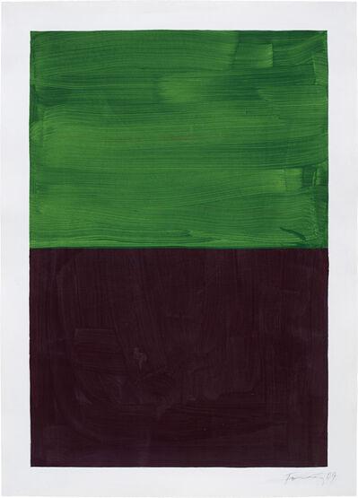Günther Förg, 'Untitled', 2009