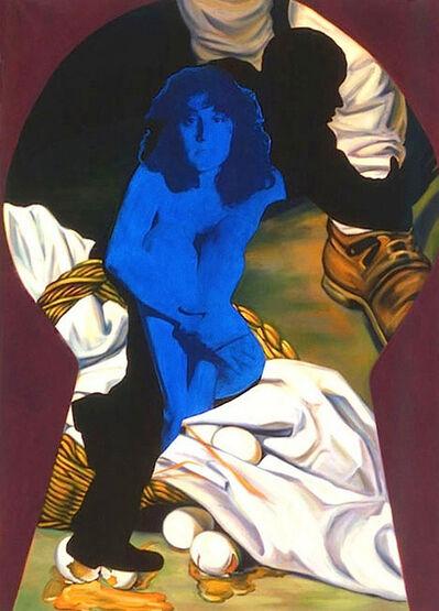 Grace Graupe-Pillard, 'Keyhole Series: Broken Eggs', 1996