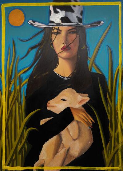 Israfil Ridhwan, 'Into The Grass Fields', 2021