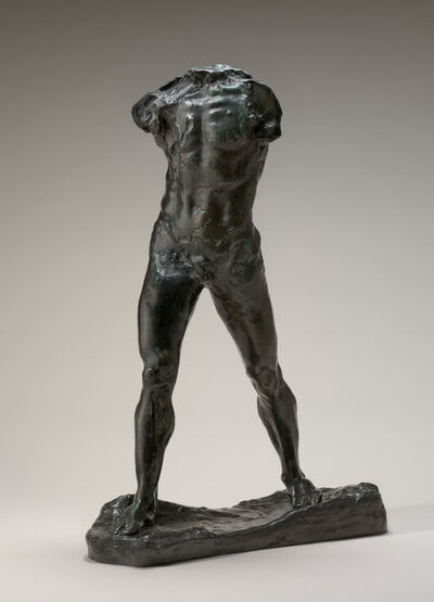 Auguste Rodin, 'The Walking Man (L'Homme qui marche)', Model 1878-1900; cast probably 1903