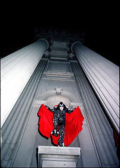 Lynn Goldsmith, 'KISS - Gene Simmons Red Cape', 1979