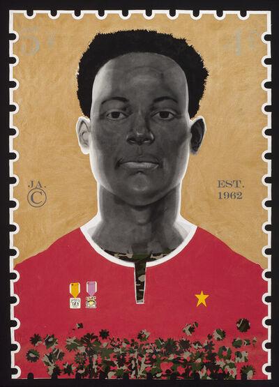 Phillip Thomas, 'Est. 1962', 2018