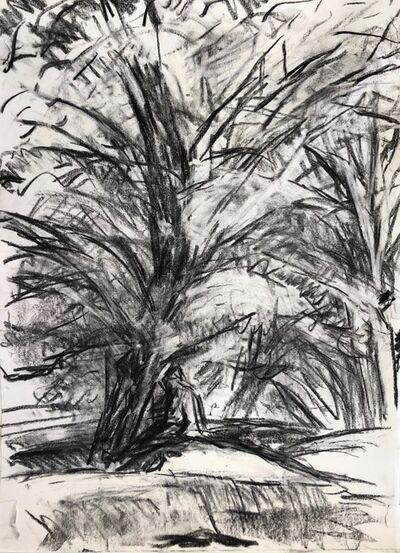 Gael Mooney, 'Tree and Figure', 2020