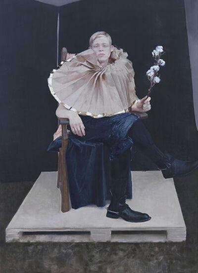 Teodora Axente, 'Charles III', 2017