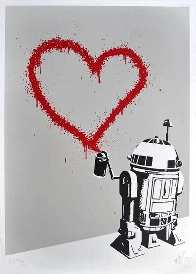 Ryan Callanan (RYCA), 'R2 Tag2 Red Heart', ca. 2020