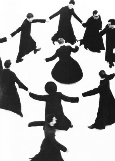 Mario Giacomelli, 'Pretini #74 (from Io non ho mani che mi accarezzino il volto (I have no hands that caress my face)', 1958
