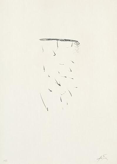 Antoni Tàpies, 'Clau-11', 1973