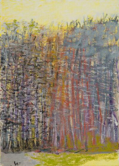 Wolf Kahn, 'Copse', 2015