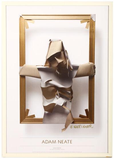 Adam Neate, 'Canvas Crucifix', 2011