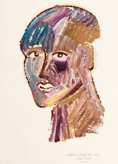 Christo Coetzee, 'Colour Head', 1997