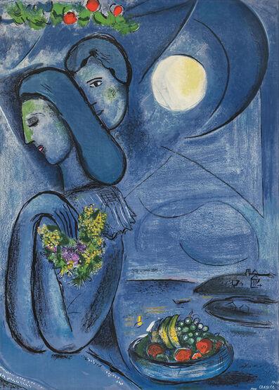 After Marc Chagall, 'Saint-Jean-Cap-Ferrat', 1949