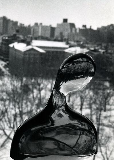 André Kertész, 'Glass Bust on Window, New York, 1978', 1978