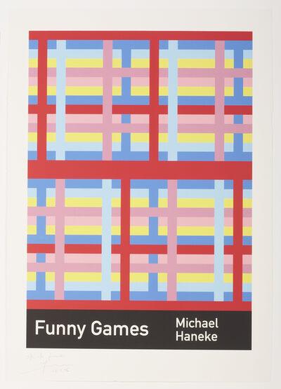 Heman Chong 張奕滿, 'Funny Games', 2010