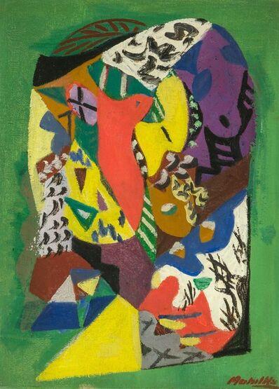 Jan Matulka, 'Abstraction', circa 1940