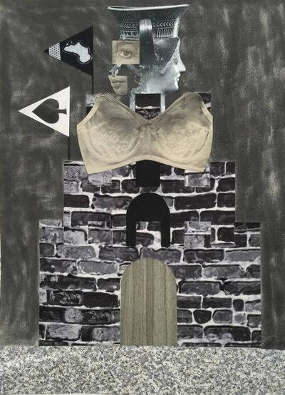 Derrick Adams, 'Countess N And Lizaveta Ivanovna (The Queen Of Spades) - Edition B', 2015