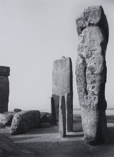 Paul Caponigro, 'Untitled, from the Stonehedge portfolio', 1978