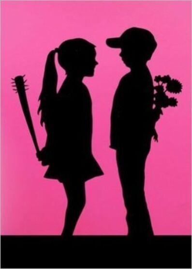 FAKE, 'Fake Love - Pink', 2016