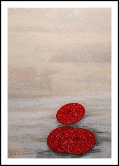 Shigeki Kuroda, 'Red Snow', 2020